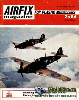 Airfix Magazine (September, 1969)