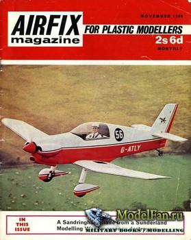 Airfix Magazine (November, 1969)
