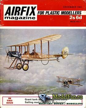 Airfix Magazine (December, 1969)