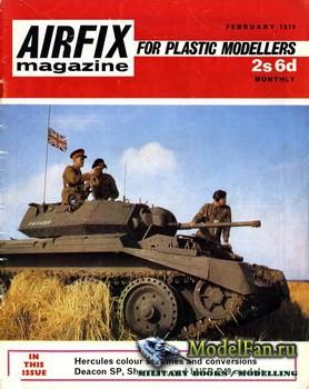 Airfix Magazine (February, 1970)