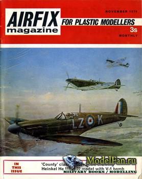 Airfix Magazine (November, 1970)