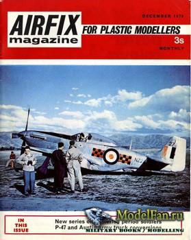 Airfix Magazine (December, 1970)