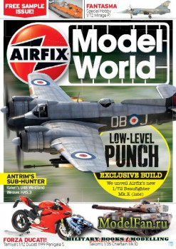 Airfix Model World - Free Sample Issue 2017 #1