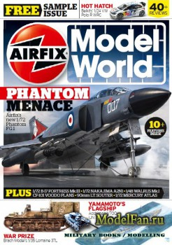 Airfix Model World - Free Sample Issue 2017 #2