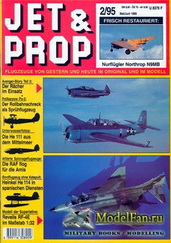 Jet & Prop 2/1995 (May/June 1995)
