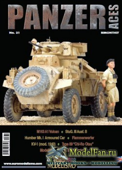 EuroModelismo - Panzer Aces №31