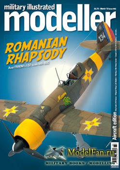 Military Illustrated Modeller №83 (March) 2018