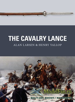 Osprey - Weapon 59 - The Cavalry Lance