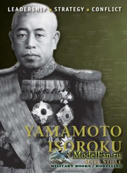 Osprey - Command 26 - Yamamoto Isoroku