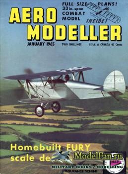 Aeromodeller (January 1965)
