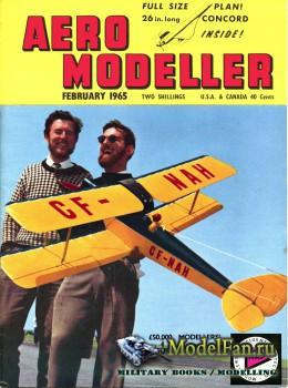 Aeromodeller (February 1965)