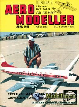 Aeromodeller (April 1965)