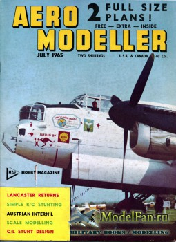 Aeromodeller (June 1965)