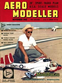 Aeromodeller (November 1965)