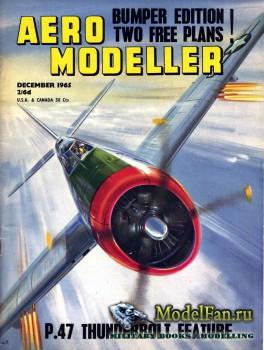 Aeromodeller (December 1965)