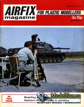 Airfix Magazine (March 1971)