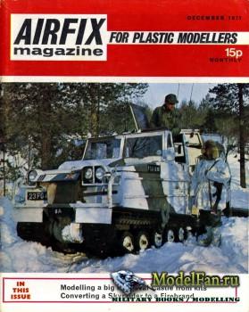 Airfix Magazine (December 1971)