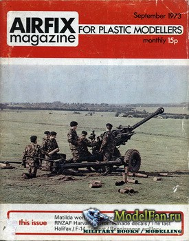 Airfix Magazine (September 1973)