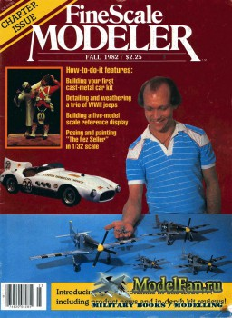FineScale Modeler Vol.1 №1 (Fall) 1982
