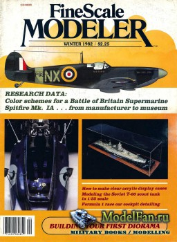 FineScale Modeler Vol.1 №2 (Winter) 1982