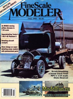 FineScale Modeler Vol.2 №1 (Fall) 1983
