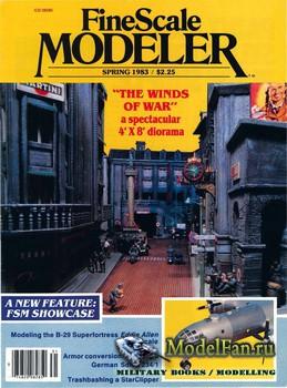 FineScale Modeler Vol.1 №3 (Spring) 1983