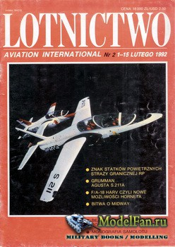 Lotnictwo 2/1992