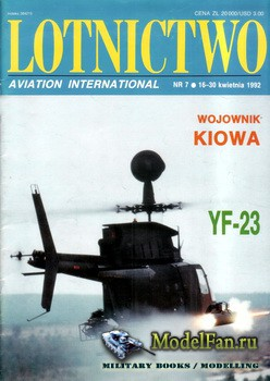Lotnictwo 7/1992