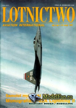 Lotnictwo 8/1992