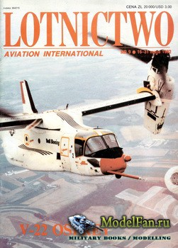 Lotnictwo 9/1992