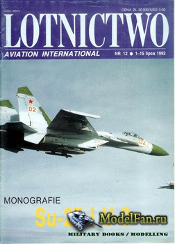 Lotnictwo 12/1992