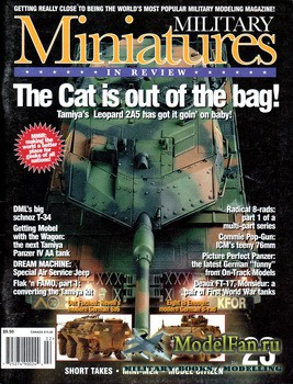 Military Miniatures in Review №23 (Volume 6 Issue 2, 2000)