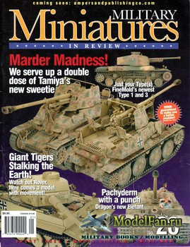Military Miniatures in Review №26 (Volume 7 Issue 1, 2001)