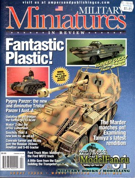 Military Miniatures in Review №31 (December 2002)