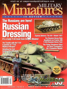 Military Miniatures in Review №35 (December 2003)
