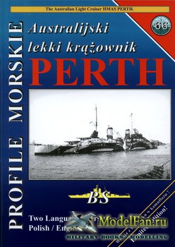 Profile Morskie 66 - HMAS Perth
