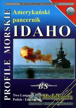Profile Morskie 68 - USS Idaho