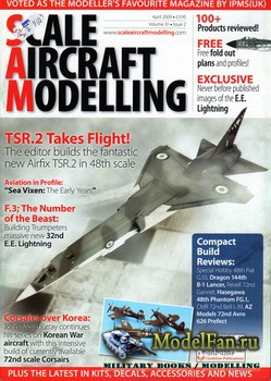 Scale Aircraft Modelling Vol.31 №2 (April 2009)