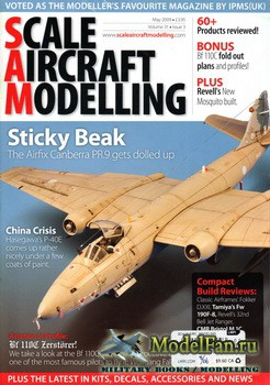 Scale Aircraft Modelling Vol.31 №3 (May 2009)