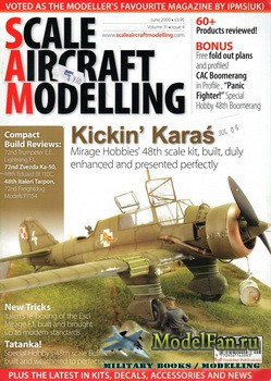 Scale Aircraft Modelling Vol.31 №4 (June 2009)