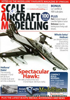Scale Aircraft Modelling Vol.31 №9 (November 2009)