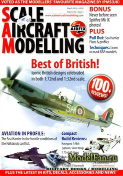 Scale Aircraft Modelling Vol.32 №1 (March 2010)