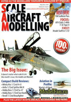 Scale Aircraft Modelling Vol.32 №3 (May 2010)