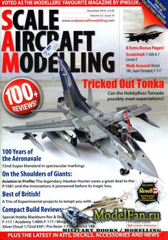 Scale Aircraft Modelling Vol.32 №10 (December 2010)