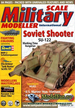 Scale Military Modeller International Vol.40 Iss.467 (February 2010)