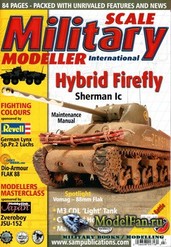 Scale Military Modeller International Vol.40 Iss.470 (May 2010)