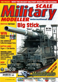 Scale Military Modeller International Vol.41 Iss.480 (March 2011)