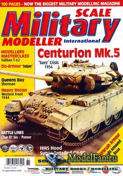 Scale Military Modeller International Vol.41 Iss.485 (August 2011)