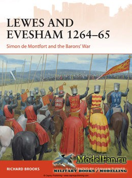 Osprey - Campaign 285 - Lewes and Evesham 1264-1265: Simon de Montfort and the Barons' War