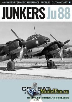 Combat Machines №3 - Junkers Ju 88